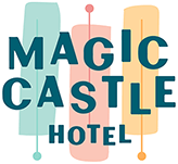 The Magic Castle Hotel in the heart of Hollywood, California, USA
