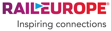 Rail Europe inspiring connections logo