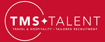 TMS Talent travel and hospitality tailored recruitment logo